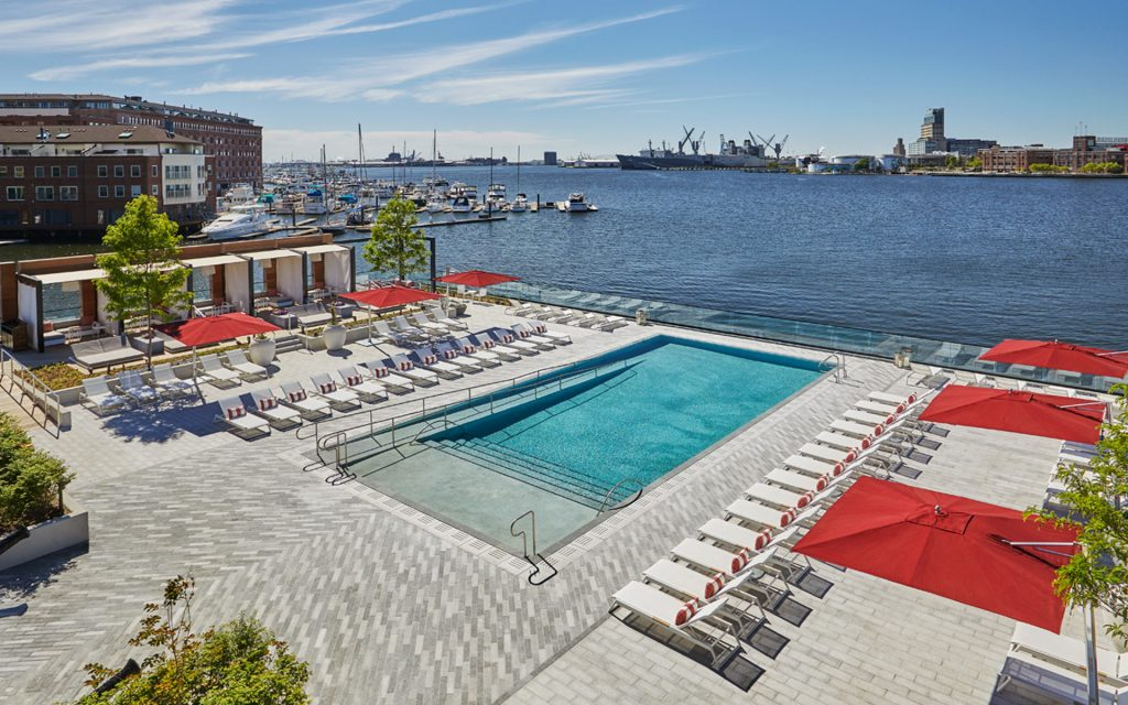 nfl-hotels, the pendry baltimore
