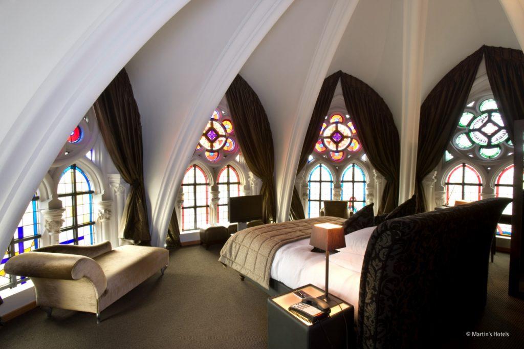 Martin's Patershof, design-hotels, gentlemen's journey