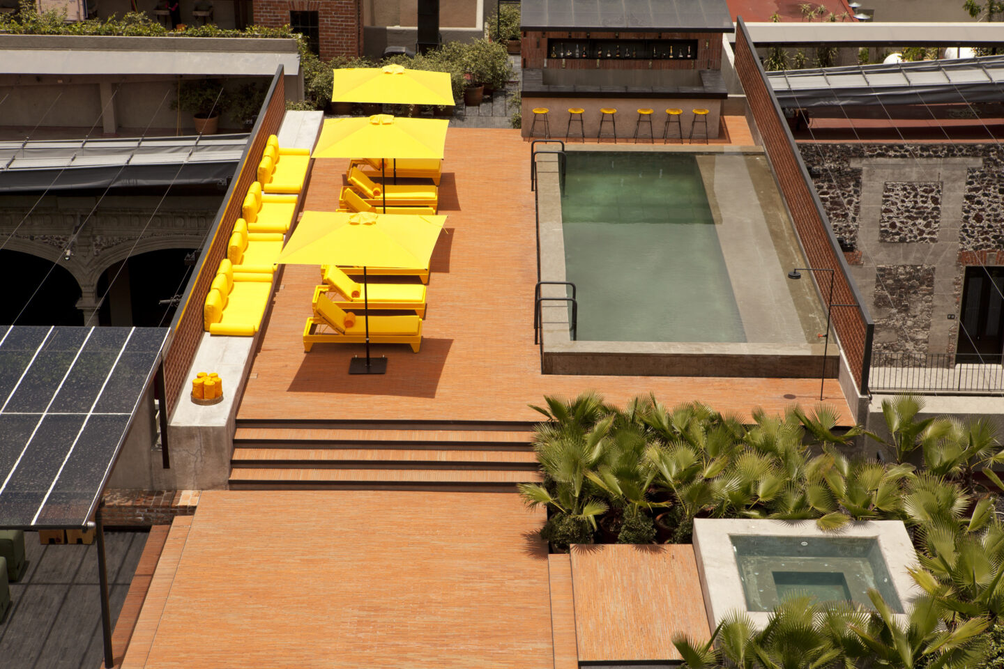 Downtown Hotel Mexico city design hotels serien hotels